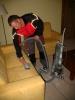 Giluminis minkštų baldų  plovimas