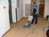 Deep cleaning and washing of wall to wall carpets and carpets