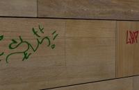 Grafiti valymas