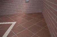 Stone tile impregnation