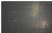 Waxing of PVC flooring